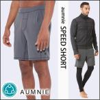 【10%OFF】(Aumnie)アムニー MEN'S スピード ショーツ メンズ ヨガウェア フィットネスウェア ヨガウエア フィットネス ボトムス ハーフパンツ