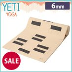 【SALE60%OFF】(YETI YOGA) イエティ ヨガ ヨガマット(6mm) ガラテア Yoga mat-The Galatea 日本正規品 ヨガ マット ヨガマット