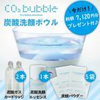 炭酸洗顔ボウル CO2 Bubble Washbowl CO2バブルウォッシュボウル ポータブル 炭酸マイクロバブル 炭酸 洗顔器【送料無料】