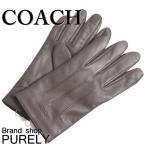 ショッピングコーチ コーチ COACH 小物 手袋 メンズ アウトレット ベーシック レザー グローブ F54182 MAH マホガニー M
