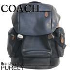 コーチ COACH バッグ メンズ アウトレット バック パック パーフォレイテッド テイレン トレック パック リュック サック F57477 FD7 ブラック×ダークサドル