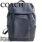 コーチ COACH バッグ リュック メンズ アウトレット ペブル レザー ヘンリー バック パック リュックサック F72311 MID ミッドナイト