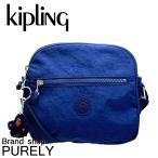キプリング KIPLING バック ショルダーバッグ レディース レディース アウトレット ナイロン クロスボディ 2WAY HB6467 4EA ネイビー