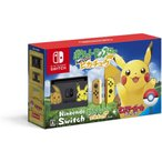Nintendo Switch ポケットモンスターLet's Go! ピカチュウセット (モンスターボール Plus付き) スイッチ 任天堂 本体 ポケモン 4902370540529 HAC-S-KFAGA