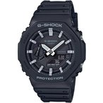 G-SHOCK(ジーショック)[カシオ] 腕時計 カーボンコアガード GA-2100-1AJF メンズ ブラック