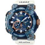 「G-SHOCK イルクジ フロッグマン GWF-A1000K-2AJR イルカクジラ 2021 ホワイト&ネイビー ジーショック メンズ 腕時計 30周年」の画像