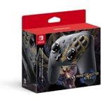 Nintendo Switch Proコントローラー モンスターハンターライズエディション HAC-A-FSSKN