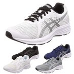 アシックス asics ランニング JOLT 2 1011A206 BLACK STEEL GREY SILVER 22.5cm