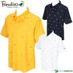 ブリヂストン パラディーゾ 半袖ポロシャツ メンズ FS