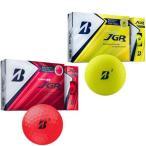 ブリヂストン ゴルフ TOUR B JGR マットレッド エディション ゴルフボール 12P2019モデル