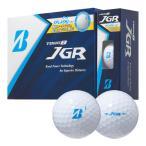 ブリヂストンゴルフ TOUR B JGR SPLASH スプラッシュ バージョン ゴルフボール 1ダース 8JSX