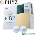 ゴルフボール ブリヂストン ファイズ PHYZ 1ダース 日本正規品 2013 即納