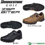 ブリヂストンゴルフ ゴルフシューズ メンズ ゼロ・スパイク バイター SHG580 4E【■B■】