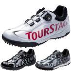 ブリヂストンスポーツ ゴルフシューズ TOURSTAGE SHTS8T 24.5cm ホワイト