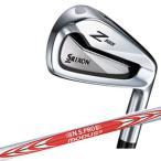 ダンロップ スリクソン Z565 アイアン 6本セット #5〜9 PW NSPRO MODUS 105 シャフト  即納 父の日 ギフト ゴルフ