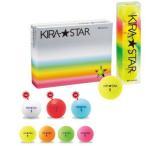 ゴルフボール キャスコ KIRA STAR 1ダース 即納