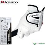 キャスコ プロフェッショナルモデル ゴルフグローブ 片手用(左手装着用)TKB-01 天然皮革 即納