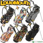 ラウドマウス スタンド式 キャディバッグ 8.5型 LM-CB0007 即納