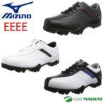 ミズノ T-ZOID ゴルフシューズ メンズ 51GQ1680 スパイク  Mizuno ティーゾイド 靴 EEEE 4E 即納