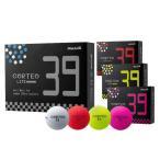 ムジーク ゴルフボール コルテオライト39 軽量ボール 1ダース 即納の画像