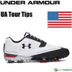 US仕様 アンダーアーマー ゴルフシューズ UA Tour Tips 1288575 即納