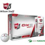ゴルフボール ウィルソン DX2 ソフト 1ダース 即納