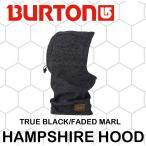 ショッピングBURTON 17 BURTON バートン (HAMPSHIRE HOOD)即納商品 17-18 2017-2018 正規品 SNOWBOARD スノーボード フード 帽子