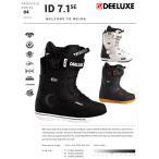 DEELUXE ディーラックス スノーボード スノボ ブーツ 正規品 2018-2019 DEELUXE ディーラックス ID 7.1 TF・PF