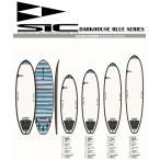 20 SIC エスアイシー (DARKHOUSE BLUE SERIES)(サイズ:5.8 6.8 7.4 8.4) 2020 正規品 SURFBOARD SUP サーフボード サーフィン ファンボード ロングボード レン