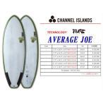 18 SURFTECH サーフテック CHANNEL ISLAND チャンネルアイランド(AVERAGE JOE TLPC)2018 正規品 SURFBOARD サーフボード サーフィン AL MERRICK アルメリック シ