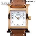 エルメス HERMES Hウォッチミニ HH1 101 レディース 腕時計 ホワイト 文字盤 クォーツ ウォッチ