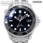 オメガ OMEGA シーマスター プロフェッショナル 300 コーアクシャル メンズ 腕時計 212 30 41 20 01 003 ブラック オートマ 自動巻き ウォッチ