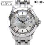 オメガ OMEGA シーマスター120 メンズ 腕時計 2511 31 デイト シルバー 文字盤 クォーツ ウォッチ