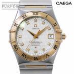 オメガ OMEGA コンステレーション 1304 35 メンズ 腕時計 11P ダイヤ 50周年記念モデル K18PG 自動巻き オートマ ウォッチ