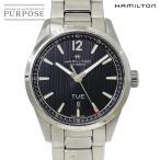 ハミルトン HAMILTON ブロードウェイ デイデイト H43515135 メンズ 腕時計 H435150 ブラック 文字盤 オートマ 自動巻き ウォッチ