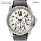 カルティエ Cartier カリブル ドゥ カルティエ W7100037 メンズ 腕時計 オートマ 自動巻き ウォッチ