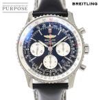 ブライトリング BREITLING ナビタイマー01 AB0120 クロノグラフ メンズ 腕時計 デ...