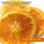 ドライオレンジスライス 100g ドライフルーツ ギフト 500円 送料無料 お試し 製菓材料 ポイント消化 手土産 プレゼント フルーツティー ジュース 紅茶