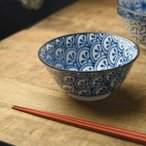 美濃焼 和ごころ 15cm多様丼ぶり 青海波 日本の伝統模様  日本製