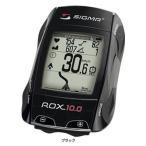 SIGMA シグマ ROX10.0GPS SET 本体+センサーセット《S》