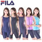 【送料無料】 【FILA / フィラ】 レディース フィットネス 水着  ウェア 2点 セット 346209 346-209