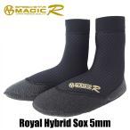 MAGIC ROYAL HYBRID SOX 5mm マジック ロイヤル ハイブリッド ソックス ジャージ