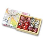チョコレート モンロワール リーフメモリー カラーボックス 12個入 バレンタイン 限定 葉っぱのチョコ ギフト Leaf memory Color Box 送料無料