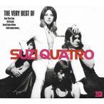 スージークアトロ CD アルバム SUZI QUATRO THE VERY BEST OF 2枚組 輸入盤 ALBUM 送料無料 スージー・クアトロ