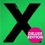 エドシーラン CD アルバム ED SHEERAN X DELUXE EDITION 輸入盤 ALBUM 送料無料 エド・シーラン