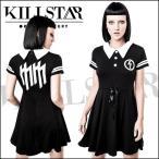 【3月入荷予定】KILLSTAR キルスター Not A Doll Collar Dress [B] ワンピース ショート ミニ マリリンマンソンコラボ【予約】