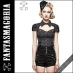 【予約】Fantasmagoria ファンタスマゴリア Mistressa shirt st Punk Rave トップス Y-720st
