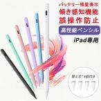 iPad タッチペン 極細 ペンシル スタイラスペン ペン先1.0mm 超高感度 超軽量15g 充電式 iPad Pro Air Mini 10.2 11 12.9 インチ 10.5 7.9 9.7 第7世代 第6世代