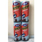 Scott スコット SHOP TOWELS ショップタオル ブルーロール 55枚 4ロール 送料無料