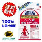 小林製薬 ヘム鉄 葉酸 ビタミンB12 90粒 約30日分 送料無料 ヤマトDM便 100%お届け保証